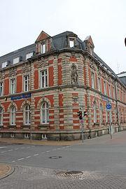 Alte Post Flensburg Wikipedia