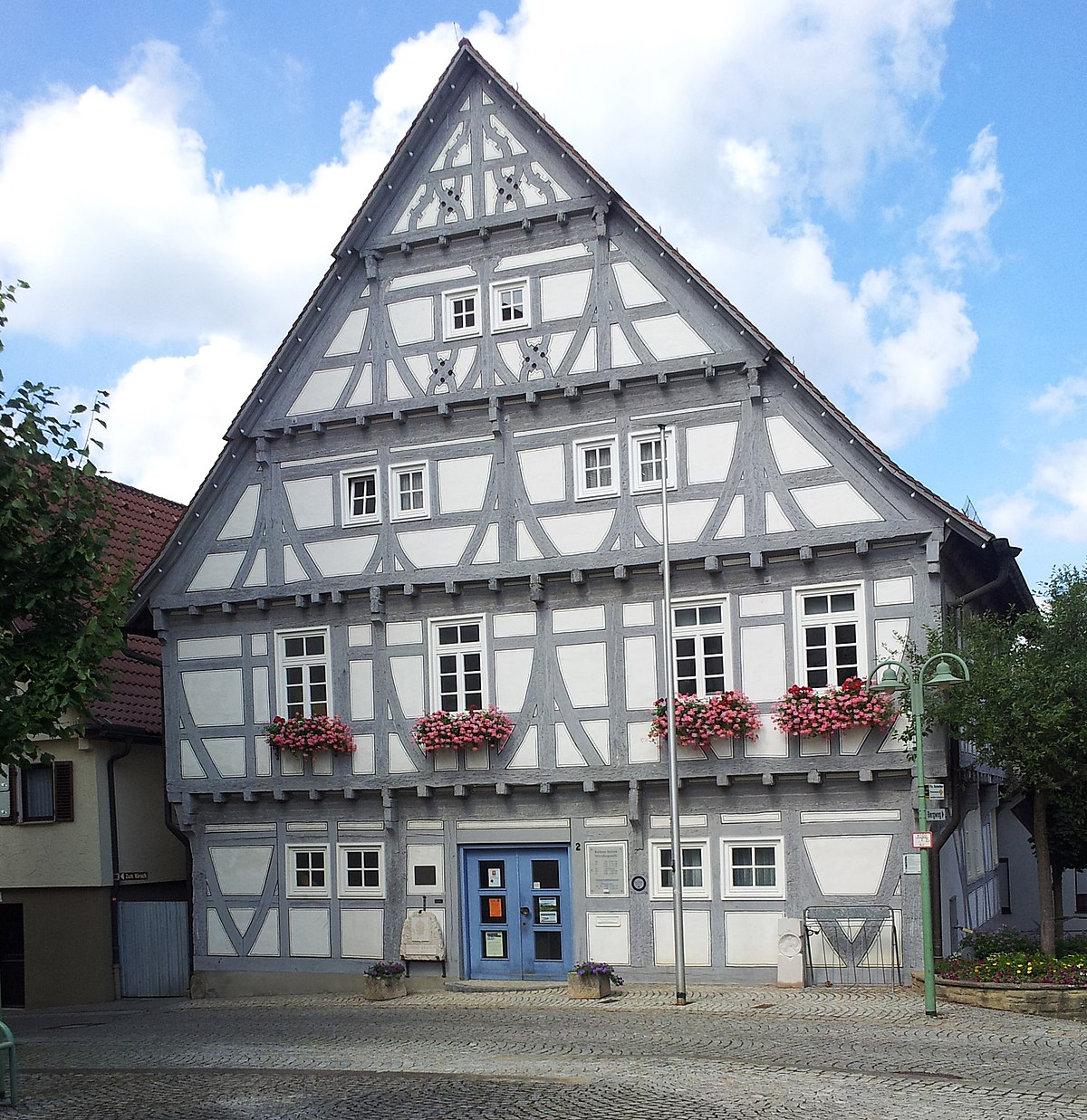 Altes Rathaus Stetten Im Remstal Wikipedia