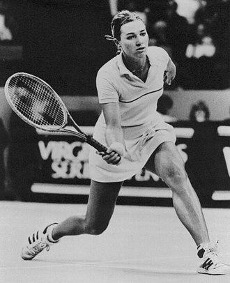 Alycia Moulton - Moulton playing in 1983