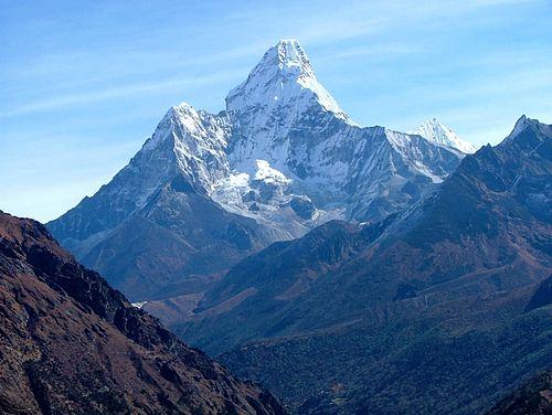 mount everest facts - HD 2816×2120