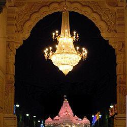 Ambaji Temple at Night.jpg