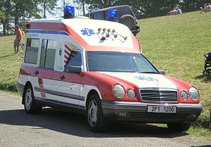 Czech Ambulance