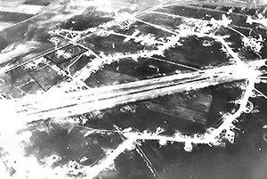 Foggia Airfield Complex - Amendola Airfield, 1944