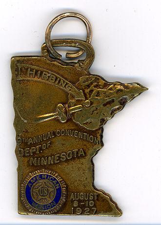 Arrowhead Region - American Legion Conference, Hibbing, Minnesota 1927