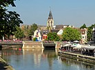 Amiens (80), ponts du rue de la Dodane sur deux bras de la Somme.jpg