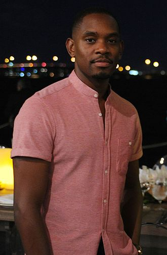 Aml Ameen - Ameen at the 2016 Miami International Film Festival presentation of Soy Nero