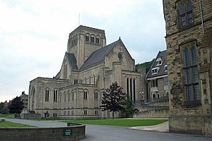 Ampleforth Abbey - Image: Ampleforth Abbey and College. geograph.org.uk 406897