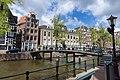Amsterdam - Oudezijds Voorburgwal - Bridge.jpg