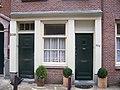 Amsterdam Laurierstraat 208 and 210 doors front.jpg
