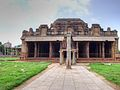 Ananthasayana temple at Ananthasayanagudi.jpg