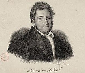Hippolyte André Jean Baptiste Chélard - Hippolyte André Jean Baptiste Chélard