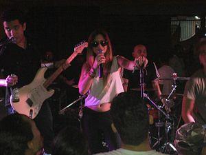 Canto dos Malditos na Terra do Nunca - CMTN performing live in Bahia, 2014