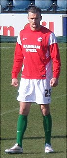 Andrew Boyce English footballer