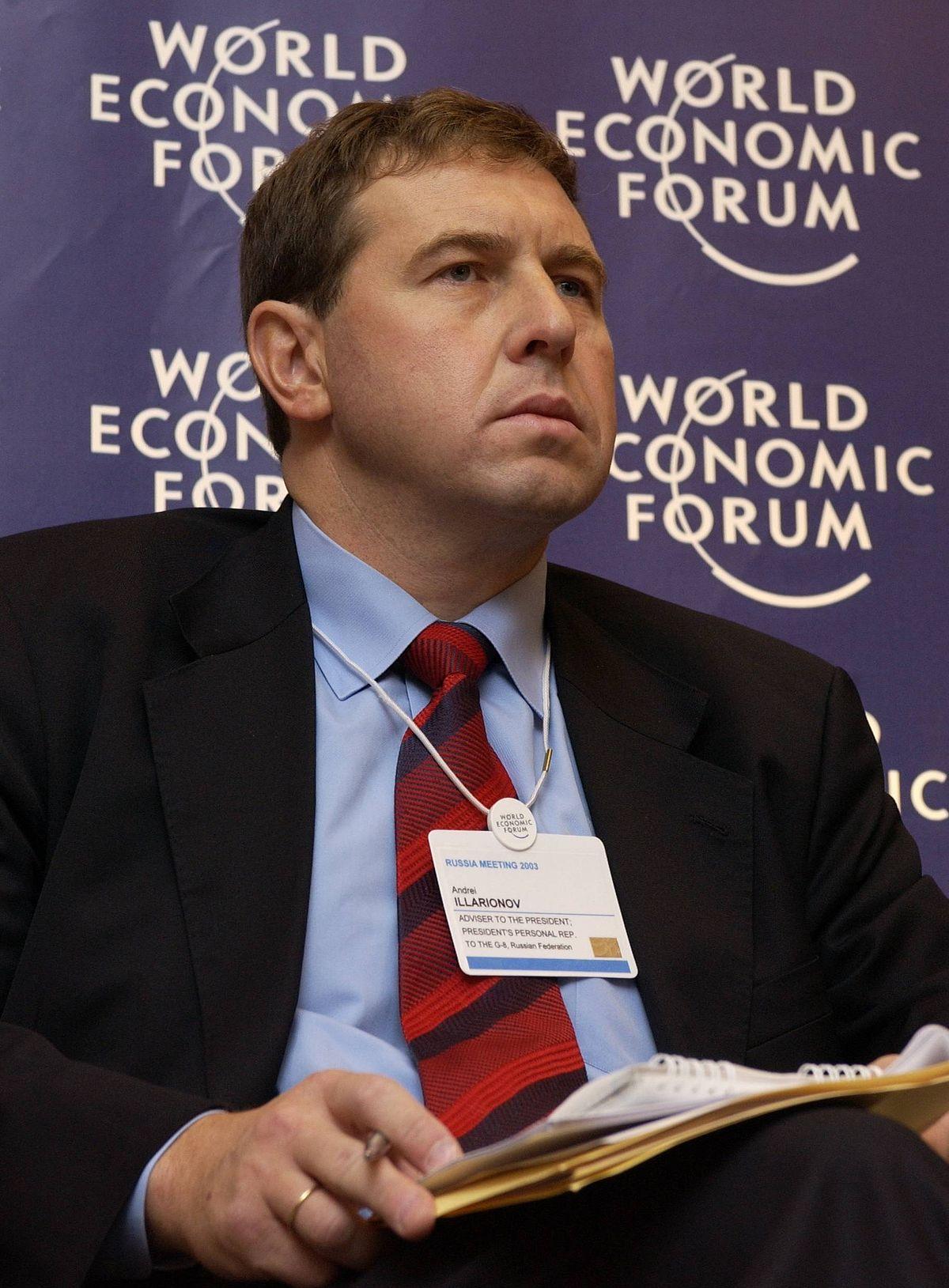 Илларионов, Андрей Николаевич — Википедия