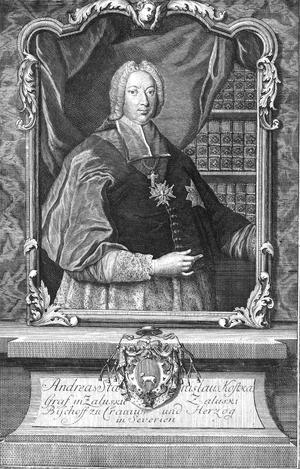 Andrzej Stanisław Załuski - Andrzej Stanisław Załuski