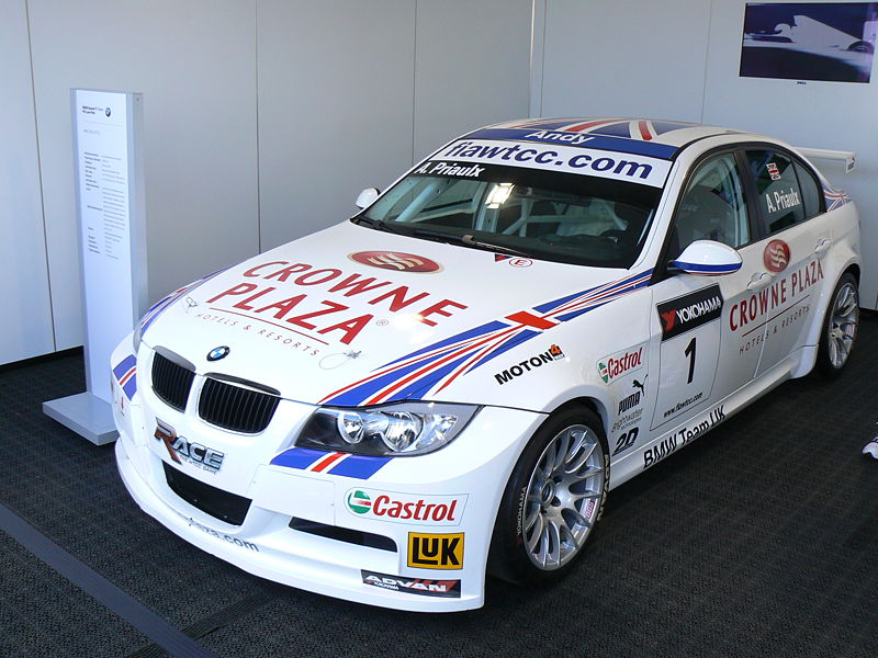 BMW 320 WTCC Coches WTCC 2012 Cars WTCC 2012