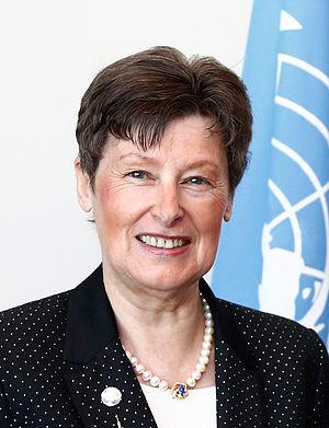 Angela Kane - Angela Kane in 2015
