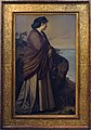 Anselm Feuerbach, Am Meer – Iphigenie III, 1875, mit Rahmen.jpg