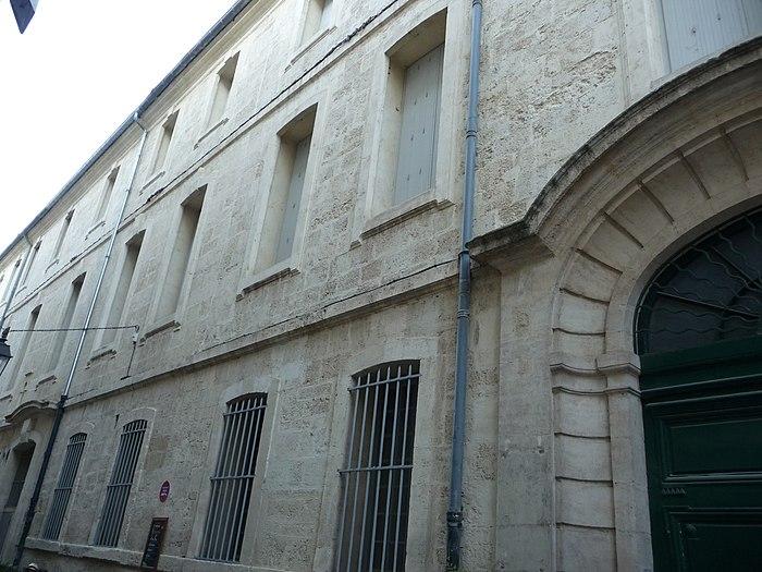 Ancienne maison de la miséricorde et bureau de bienfaisance
