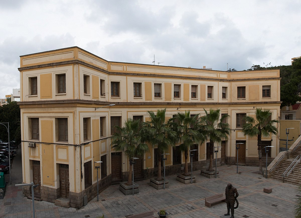 edificio de correos de melilla wikipedia la