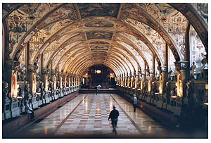 Jacopo Strada - Image: Antiquarium, Residenz München