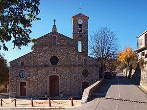 Antisanti - Image: Antisanti St Pierre aux Liens