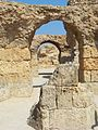 Antonine baths ruins Karthago.JPG