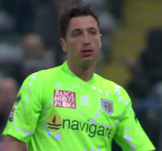 Antonio Mirante Italian footballer
