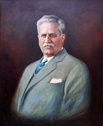 Liberal Party of Puerto Rico - Antonio R. Barceló, founder of the Liberal Party of Puerto Rico