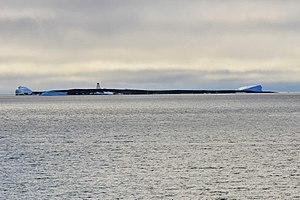 Bolshevik Island - Image: Antsev Point 1 2014 08 29