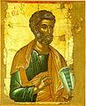 Apostle Peter - Stavronikita monastery, Mt Athos - Theophanes of Crete, 16th c..jpg
