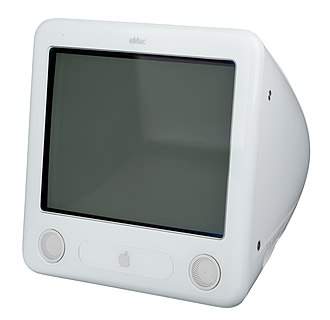 EMac - The Apple eMac