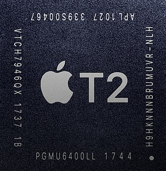 Apple-designed processors - Apple T2 Processor