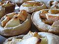Apple tarts detail, 2008.jpg