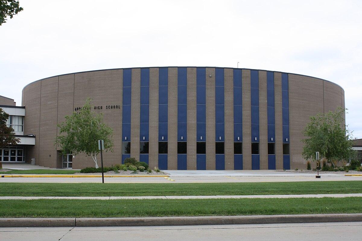 Appleton east high school wikipedia malvernweather Choice Image