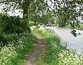 Approaching Kilby Bridge Lock - geograph.org.uk - 814641.jpg