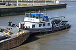 Aquila - ENI 02309873 accessing Zandvlietsluis, Port of Antwerp, pic2.JPG