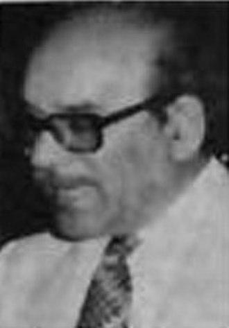 Abdullah Rimawi - Portrait of Rimawi