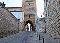 Arc de la torre de l'església de sant Martí, Teruel.JPG