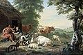 Arcadisch landschap met herders en vee Rijksmuseum SK-C-133.jpeg
