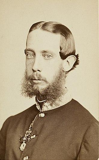 Archduke Ludwig Viktor of Austria - Image: Archduke Ludwig Viktor of Austria by L Agerer