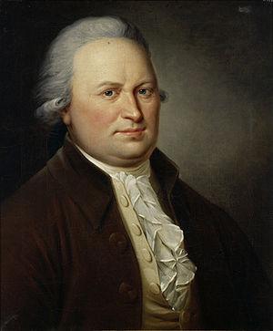 Johann Wilhelm von Archenholz - Johann Wilhelm von Archenholz in 1789