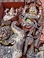 Architectural Detail - Changu Narayan Temple - Outside Bhaktapur - Nepal - 04 (13538042823).jpg