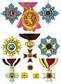 Aristide Michel Perrot - Collection historique des ordres de chevalerie civils et militaires (1820) pl. XXIII.jpg