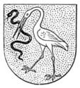 Blazono de komunumo Den Haag / 's-Gravenhage
