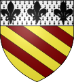 Arms of John Norman, Lord Mayor of London (1453-1454).svg