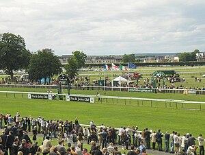 Finishline Chantilly Racecourse