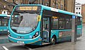 Arriva Kent & Surrey GN14DYC, Globe Lane (Chatham Bus Station), 15 January 2018 (1) (cropped).jpg