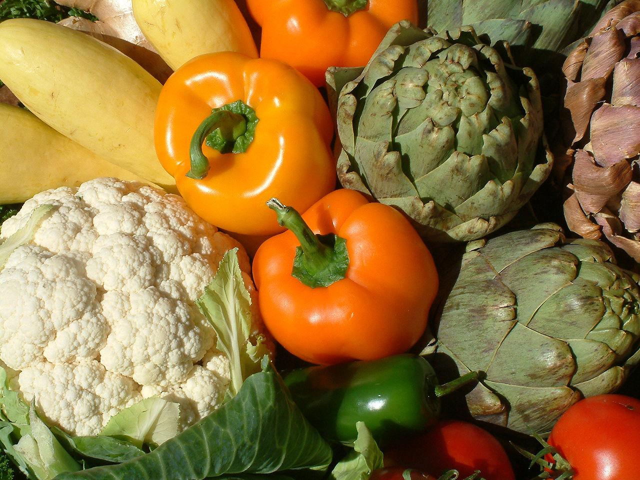 Povrće (foto: Wikimedia Commons)