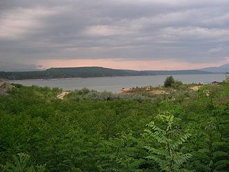 Seuthopolis - Artificial Lake of Kazanlak - Site of the Seuthopolis excavation
